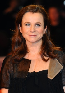 LONDON - JAN 08: Emily Watson attends the War Horse Premiere on January 8, 2012 at the Odeon Cinema, Leicester Square in London. (Photo by Anthony Harvey/PictureGroup)
