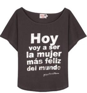 Camiseta de Dolores Promesas