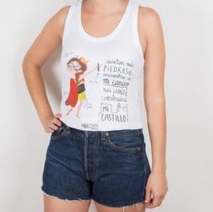 Camiseta Pedrita Parker