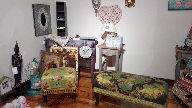Muebles tienda
