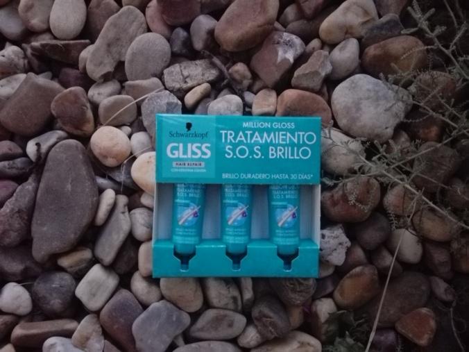 Million Gloss Tratamiento S.O.S brillo de Schwarzkopf