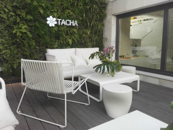 Jardín TACHA