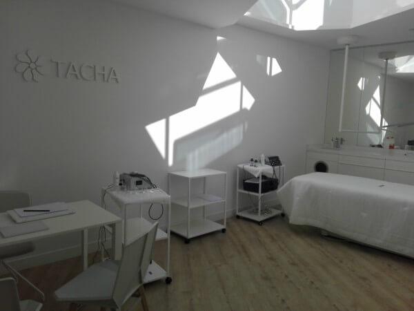 Sala tratamientos TACHA