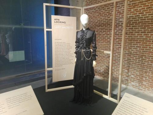 Ana Locking Vestido