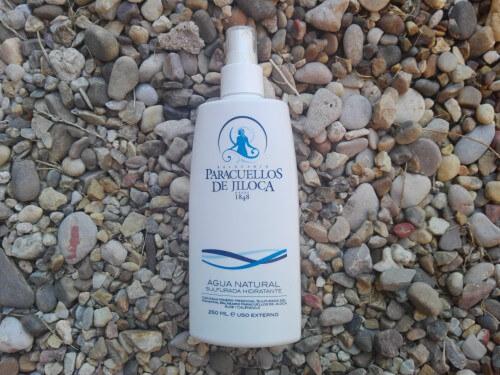 Agua Natural Sulfurada Hidratante Balneario Paracuellos de Jiloca