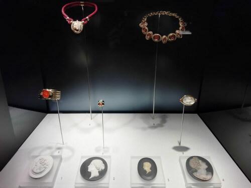 Exposición BVLGARI Y ROMA