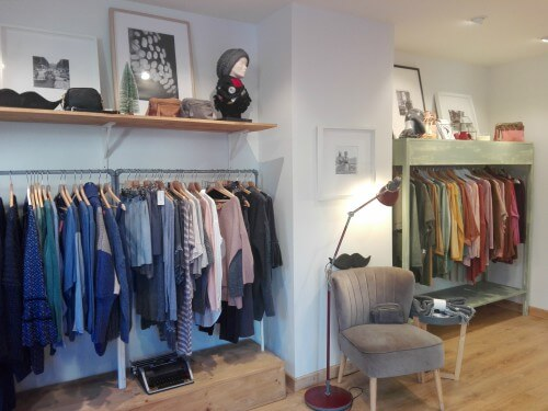 Sanla tienda de ropa