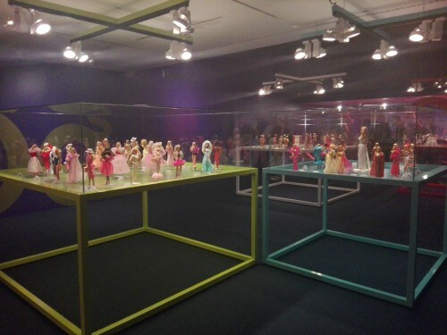 Exposición Barbie