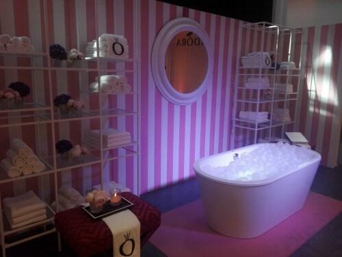 Baño Casa Pandora