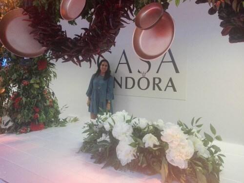 El vuelo de mi falda en Casa Pandora