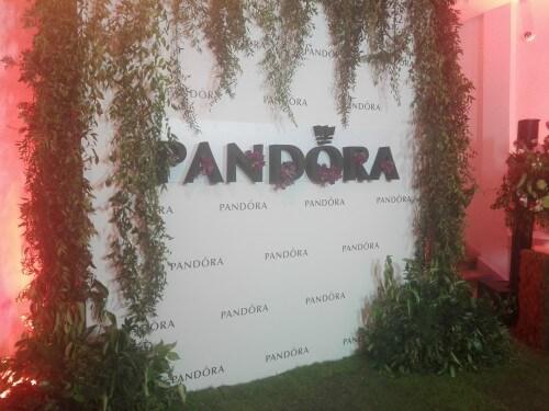 Entrada Pandora
